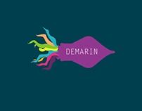Demarin logo