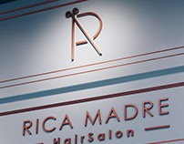 RICA MADRE HAIR SALON VI DESIGN