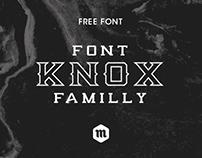 Knox - FREE FONT