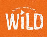 Wild Cereal Branding