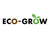 396_VisCom | Logo/Brand Eco-Grow