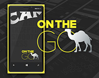 "Camel's ""On the Go"" App"