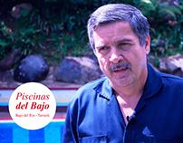 Proyectos audiovisuales por Walter Arguedas B.