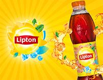 LIPTON ICE TEA PROMOSYON KAMPANYASI