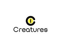 THE CREATURES // BRANDING