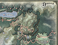 The Land of Barovia