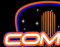 #1 of 50 - Comet logo for Rocketship Challenge