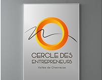 Logo CDE (cercle des entrepreneurs) Vallée de Chevreuse
