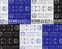 Echo Exchange Exhibition Poster