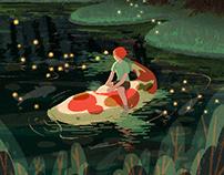『Koi Pond』
