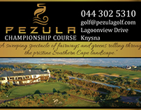Pezula Golf Course Print