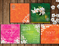 Parijat - Wedding Stationary