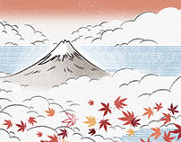 Branding: MOMIJIGARI for MICHIZAKI
