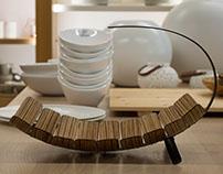 Design fruit bowl