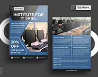 Flyer Design | EduPoint