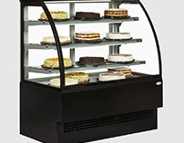Interlevin EVO1200 1.2m Wide Refrigerated Pastry Fridge