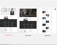 Lawrex Responsive Template for Lawyers & Attorneys