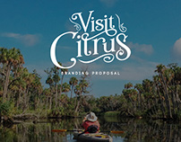 Citrus County Tourism Branding