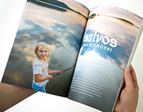 Salvos log cabins & saunas catalog 2016