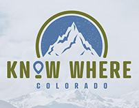 Know Where Colorado logo