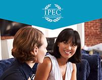 iPEC 16pg PDF Brochure Graphic Design, Illustrator.