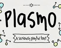 Plasmo Hand Written Font