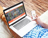 LA CASA DE LA SALUD - Branding & Web Design