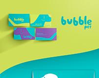 Identidade Visual Bubble Pet