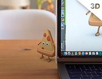 Personaje y Animación | 3D