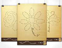 Proyecto de cartelería y packaging chocolates artesanal