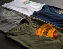 Camisas Coffee Skateboards ©