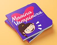 Children's Book: Marina Vampirina