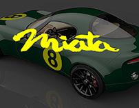 Next Generation Mazda Miata Concept