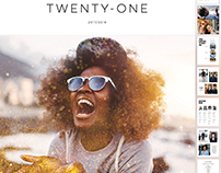 Twenty-One Magazine
