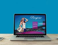 Bonjour -- Web Design - Sample