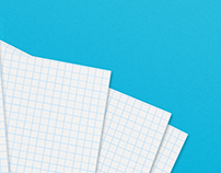 "8.5""x11"" Stack of Paper 