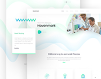 Havenmark - Web Design