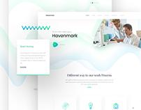 Havenmark - Web Design