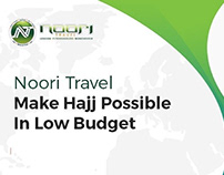 Noori Travel Make Hajj Possible In Low Budget