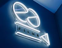 EA Films | Лого и дизайн | Logo & design