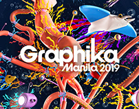 "Graphika Manila 2019 Book Cover ""Inked"""