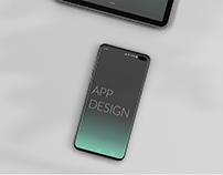 App Ui - User Interface Design