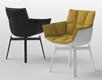 B&B Italia - Husk Dining Chair
