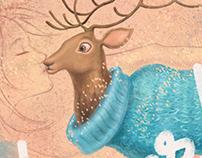 Oh deer. So horny.