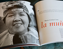 Diseno editorial Ñocha Malén