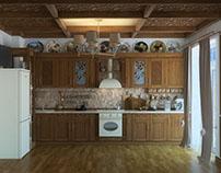 "Kitchen Country - Киев, ЖК ""Липенка"""