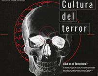 Cultura del terror - Infografía