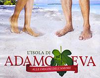 ADV - DEEJAY TV - L'isola di Adamo ed Eva