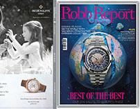 Robb Report Singapore, September 2016