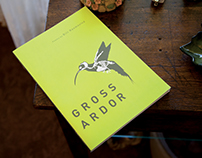 Gross Ardor, Poems by Bill Rasmovicz